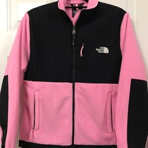 New w/out Tags The North Face Pink Fleece M